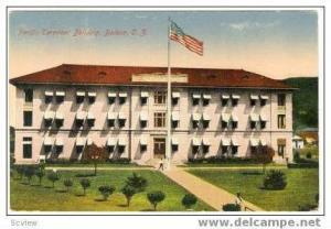 Pacific Terminal Building, Balboa, Panama, 00-10s