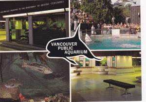 4-Views, Vancouver Public Aquarium, Vancouver, Canada, 50-70