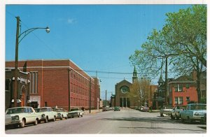 Bellaire, Ohio, St. John High School and Church