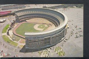 America Postcard - Aerial View of Shea Stadium, Queens, New York   RS20169
