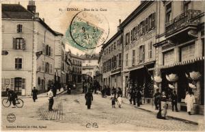 CPA 65 ÉPINAL Rue de la Gare (405551)