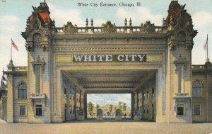 CHICAGO, Illinois, 00-10s ; White City Entrance