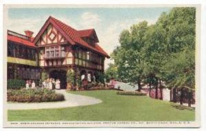 Porte Cochere Entrance, Administration Building, Postum Cereal Co., Inc., Bat...