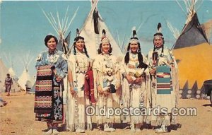 Indian Maidens Photo by Free Lance Photographers Guild, Inc 1965