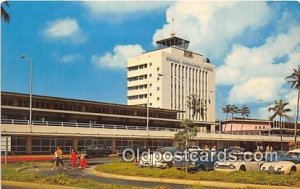 Honolulu International Airport Hawaii unused