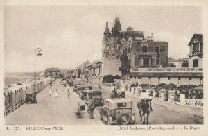 VILLERS-sur-MER , France , 1910s ; Hotel Bellevue