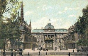 France Paris le Palais de Justice 03.42