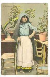 Malta - Country Woman, 00-10s