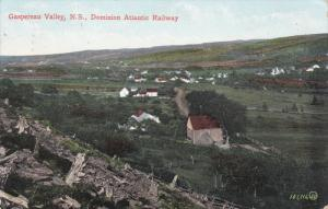 GASPEREAU VALLEY, Nova Scotia, PU-1908; Dominion Atlantic Railway