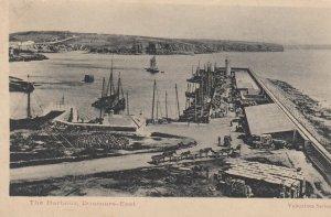 DUNMORE , Scotland, 1900-10s ; The Harbour