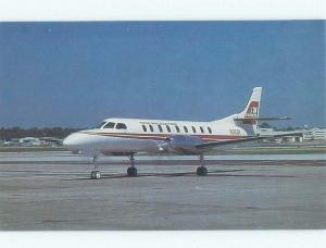 Pre-1980 TRANS WORLD AIRLINES TWA EXPRESS AIRPLANE AT AIRPORT St. Louis MO E5816
