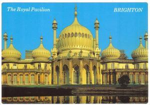 Brighton Postcard, The Royal Pavilion by Janon Distribution O31