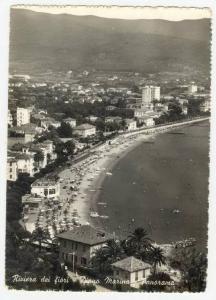 RP: Riviera dei fiori - Diana Marina - Panorama, Italy, 30-50s