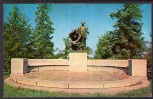Booker T Washington Monument,Tuskegee Institute,AL