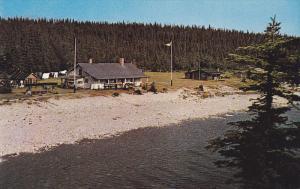 Port Menier , Anticosti Island , Quebec, Canada , 50-60s
