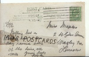 Genealogy Postcard - Maples - St Giles Avenue - Wragby Rd - Lincoln - Ref 8235A