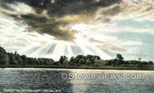 Crystal Lake Oneida NY 1910