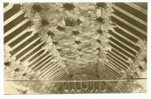 RONDA.-Casa del Gigante. Artesonado del Salon, Spain, 1910s