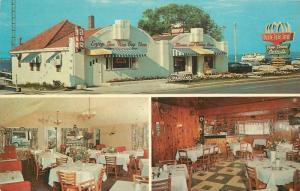 Belle Isle finer Foods 1950s St Ignance Michigan restaurant Interior 9579 Cook