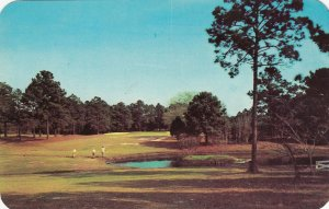 OCEAN SPRINGS , Mississippi , 1950s; Gulf Hill Hotel & Golf Course