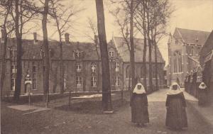 Nuns , Mont-St-Amand-Gand - Beguinage - Infirmerie , Belgium , 00-10s