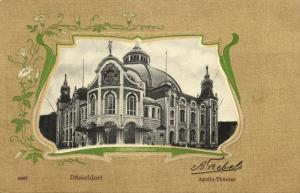 germany, DÜSSELDORF, Apollo-Theater (1905)