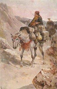 ·Frank Feller. .Life in Spain..Smugglers  Tuck Oilette PCC# 9363