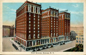 NY - Syracuse. Hotel Syracuse