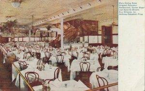 NEW ORLEANS, Louisiana, PU-1911 ; Fabacher Restaurant , Main Dining Room