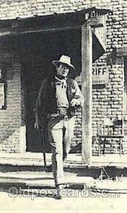 John Wayne Actor, Actress, Movie Star Unused
