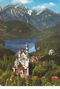 Koenigschloesser Nueschwanstein und Hohenschwangau