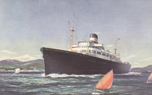 American Export Lines ships The Four Aces , 30-40s