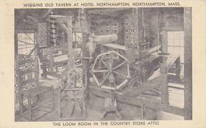 Massachusetts Northhampton Wiggins Old Tavern At Hotel Northhampton 1941