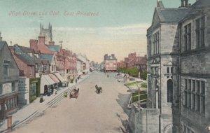 EAST GRINSTEAD , Sussex , England , 1905 ; High Street & Club