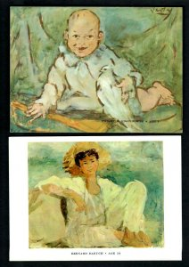 #193 Neiman Marcus Collection of Imaginary, D.D. Eisenhower Age 1,Gypsy Rose Lee