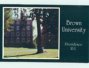 Unused 1990's BROWN UNIVERSITY Providence Rhode Island RI L6704-16