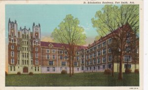FORT SMITH , Arkansas, 1956 ; St Scholastica Academy