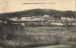 CPA Militaire (Dep.23) Camp de La Courtine - Vue Générale (92063)