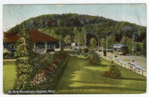 Mt. Park Pavilion, near Holyoke, Mass