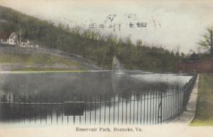 ROANOKE , Virginia , PU-1907 ; Reservoir Park