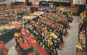 ARDMORE , Oklahoma , 1950-60s ; Men's Garden Club Annual Fall Show