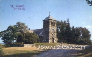 St Ann's by the sea in Kennebunkport, Maine