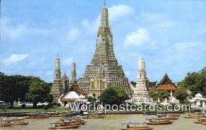 Wat Aroon Temple of Dawn Bangkok Thailand Unused