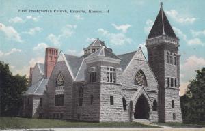 EMPORIA , Kansas , 00-10s ; First Presbyterian Church