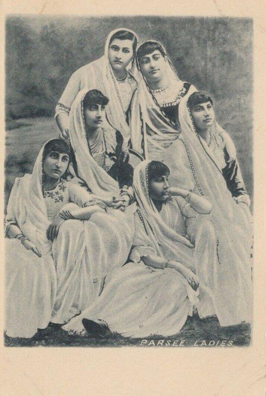 IRAQ , 1900-1910's; Parsee Ladies