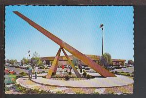 Sundial Recreation Center Sun City AZ Postcard BIN