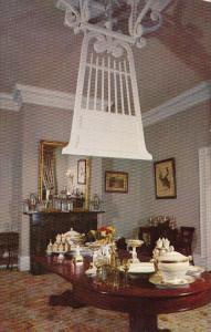 Linden Dining Room Natchez Mississippi