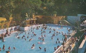 CUAUTLA, Morelos, Mexico, 1940-1960s; Balneario Agua Hedionda, Agua Hedionda...