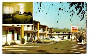 1960s/70s Cabana Motel, Portland, OR Postcard *6L(2)19