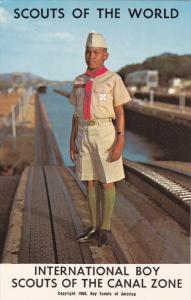 Boy Scouts of the World, International Boy Scouts of the Canal Zone, 40-60s